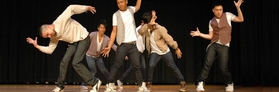DowneFX's mission is to affect change through urban dance for the LGBT community.