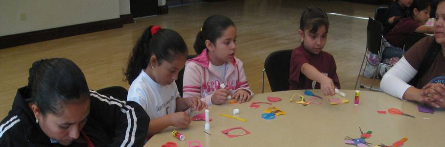 Hands-on Asian Pacific Islander arts and crafts projects.