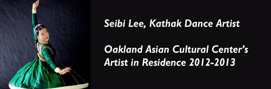 Kathak Dance Artist-In Residence 2012-2013