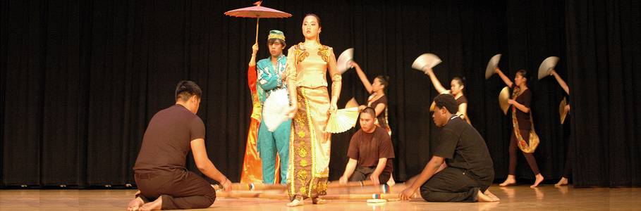 A Phillipine folk dance performed by Asian Youth Promoting Advocacy and Leadership.