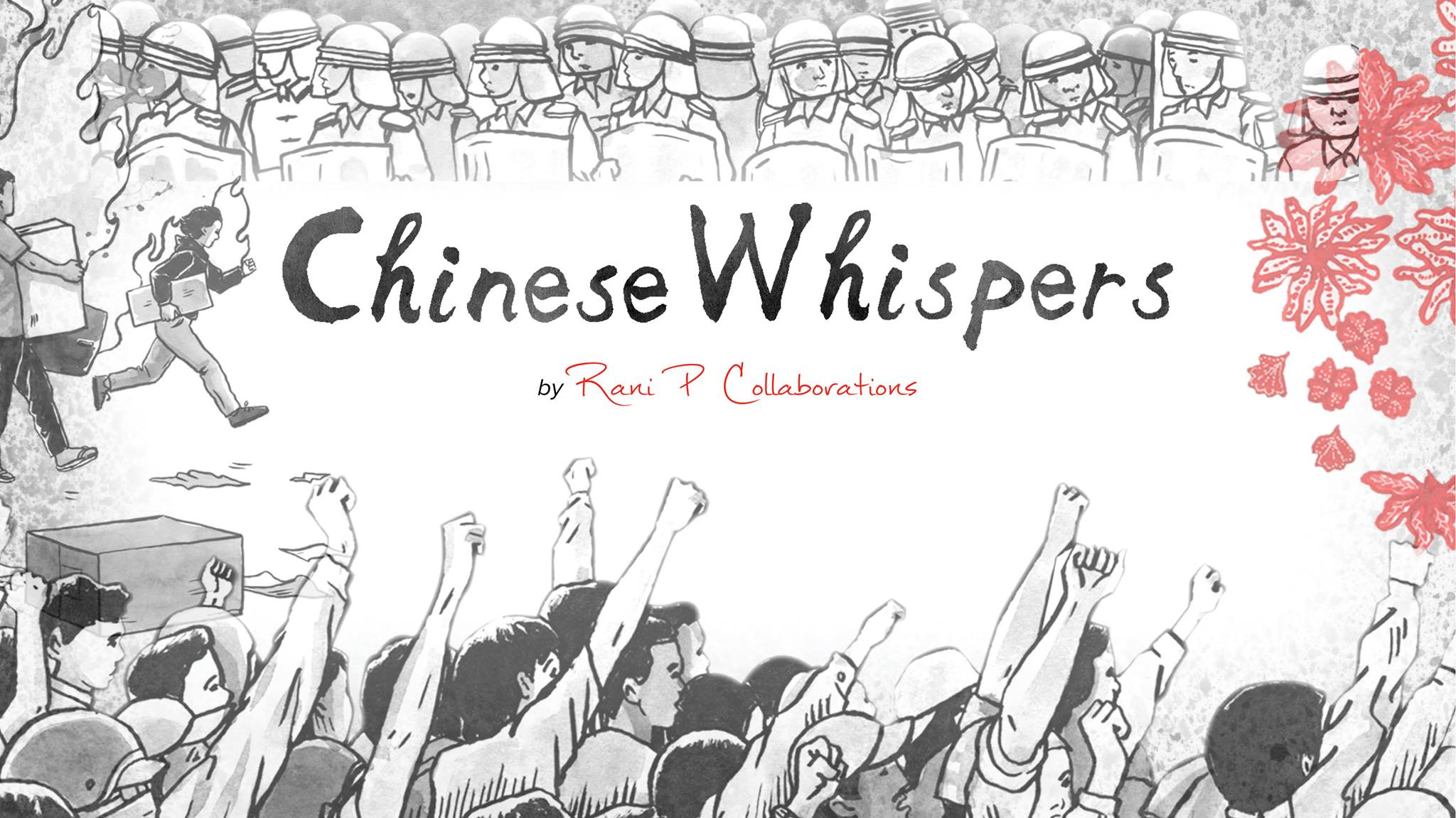 Film Screening: Chinese Whispers  (on Events in Indonesia, 1998) @ Oakland Asian Cultural Center
